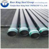 Revestimiento y aislante de tubo del pozo de agua del acero inconsútil