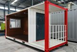 Novos Gadgets Televisão Trabalhador prefabricados Contêiner Luxury House na China