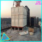 FRP Tank van de Tank van het Water van het Water SMC de Versterkte Plastic Glasvezel