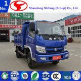 De Prijs van de fabriek van de MiniVrachtwagen van de Stortplaats van de Kipper van de Kipwagen Mini