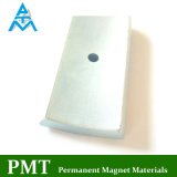 N48h NdFeB Magnet mit Neodym-seltene Massen-magnetischem Material