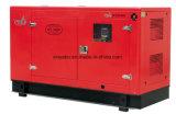 200kw diesel Genseator die met Geluiddicht met Perkins wordt geplaatst