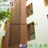 Placa da parede do revestimento WPC do painel de parede exterior WPC de Foshan WPC