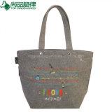 Handbags faite sur commande populaire de Madame de mode de logo de sacs d'emballage de feutre Felt à vendre