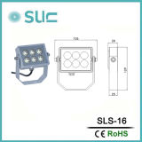 projector do diodo emissor de luz 9W para o jardim