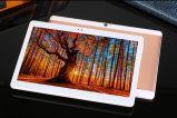 10 la base 3G del patio del androide 5.1 de la pantalla del IPS de la pulgada 1280*800p marca en la tableta la PC con la tarjeta de SIM