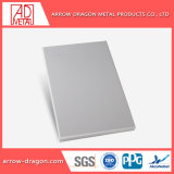 Exterior Decoration를 위한 내화성이 있는 PVDF Aluminum Wall Panel