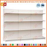 Warehouse Grocery Storage Aço inoxidável Slotted Angle Supermarket Shelf (ZHS18)