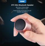 Mini altavoz sin hilos de Bluetooth 4.0 con el cilindro