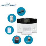 Oferta de la fábrica Smart Wireless Home Seguridad de alarma antirrobo