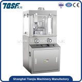 Tablilla rotatoria de la fabricación farmacéutica Zpw-10 que hace la máquina de la prensa de la píldora