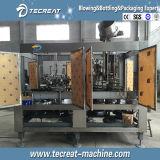 Planta de produção de enchimento completa da máquina de engarrafamento do frasco de vidro da bebida da soda
