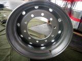 高品質のTubeleeの鋼鉄トラックの車輪、トラックの車輪、トラックの鋼鉄車輪の縁