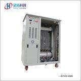 Le générateur oxyhydrique électrolysent le générateur pur de Hho de sortie de gaz de l'eau 4500L/H pour la chaudière