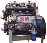 QC4102D Dieselmotoren de met meerdere cylinders van Lister Petter voor Verkoop