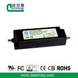 En el exterior el controlador LED 50W 24V resistente al agua IP65