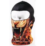 طباعة باردة غطاء رأس متعدّد وظائف دافئ
