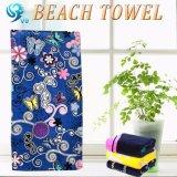 重くされた印刷された綿のビーチタオル