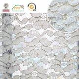 Madame Textiles qualité de Lace Fabric, populaire et meilleur, configuration florale Ln10075