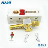 Металл высокого качества с гальванизирует микрофон Karaoke Bluetooth