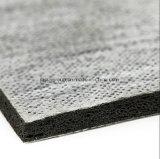 5mm lag populärer der Schaumgummi-Gummi-Teppich mit nichtgewebtem Gewebe zugrunde