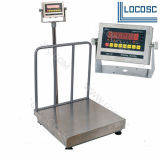 30-500kg Calibración de la escala de Banco de TCS Báscula de plataforma
