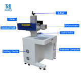 60W de l'acrylique Sac Chaussure vêtement machine de marquage au laser CO2