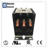 Beste verkaufenprodukt-elektrische magnetische DP Wechselstrom-Typen des Kontaktgebers 3p 25A 24V für Klimaanlage
