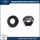 L'écrou à embase DIN6923 décoratifs, de haute précision des écrous à embase hexagonale en acier inoxydable