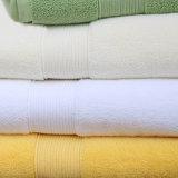 速い乾燥した100%Cottonは嘆く染められた浴室タオル(01Y0001)を