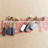 Малая щетка углерода в форме графита для частей електричюеского инструмента