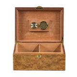 Humidor de madera de lujo de embalaje de regalo Caja de puros