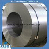 bobina de cobre del acero inoxidable de 201 /304 media en frío