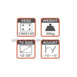 Leitor de DVD / montagem de componentes AV para 12-22''