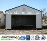 Construction préfabriquée d'entrepôt de stockage de matériels