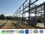 Мастерская стальной структуры низкой стоимости светлая Prefab