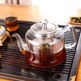 Высокий боросиликат и бак чая Diret Heated стеклянный