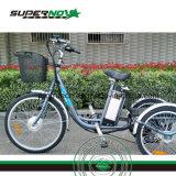 Três Rodas triciclo de lítio para Elder