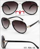 Óculos de sol UV400 retros clássicos para as mulheres (WSP705848)