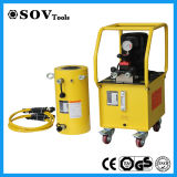 15 Days Production time double Acting Hydraulic Jack