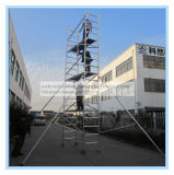 Coffre-fort Ce approuvé pour la décoration d'échafaudage en aluminium