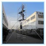 Decorationのための安全なセリウムApproved Aluminum Scaffolding