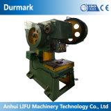 Imprensa de potência mecânica de J21-80t, máquina inteiramente automática do ilhó da máquina de perfuração