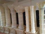 高品質のプレキャストコンクリートのプラスチックコラムのローマの柱型