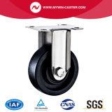 Schwenker-Hochtemperaturfußrolle mit Bremse