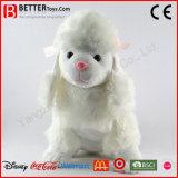 Gevulde Hond van het Stuk speelgoed van de Pluche van de Knuffel van de gift de Dierlijke Zachte Poedel voor Kinderen/Jonge geitjes