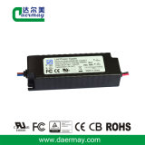Fuente de alimentación impermeable vendedora caliente del LED 56W 24V 1.8A IP65