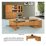 Bureau exécutif moderne de mélamine en bois moderne de conférence Yf-G3001