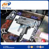 تصويب مسدّس مدفع محاك قنطرة آلة عملة يشغل مرئيّة مسدّس مدفع [م] [غم مشن]