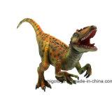 Dinossauro plástico genuíno original enchido com o brinquedo do algodão para o modelo Collectible